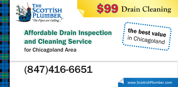Wilmette Illinois Drain Cleaning